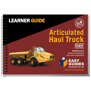 Articulated Haul Truck Learner Guide