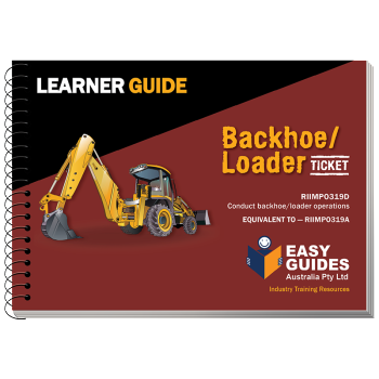 Backhoe Loader Learner Guide