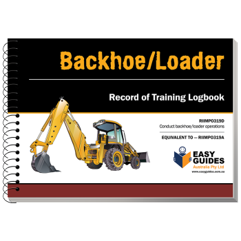 Backhoe Loader Logbook