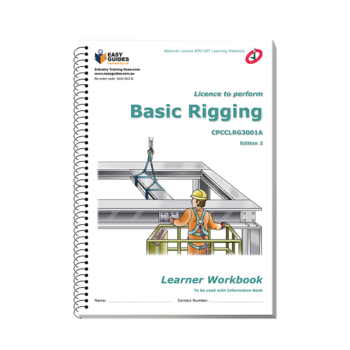 Basic Rigging Learner Workbook