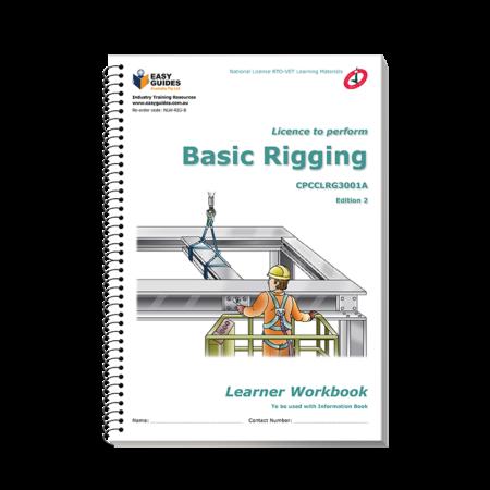 Basic Rigging Learner Workbook