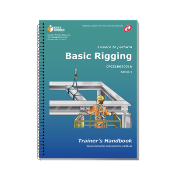 Basic Rigging Trainers Handbook