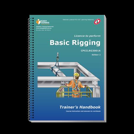 Basic Rigging Trainers Handbook