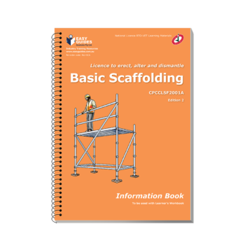 Basic Scaffolding Information Book