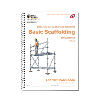 Basic Scaffolding Learner Workbook