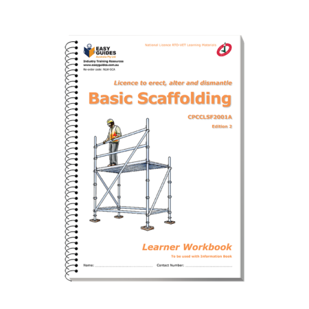 Basic Scaffolding Learner Workbook