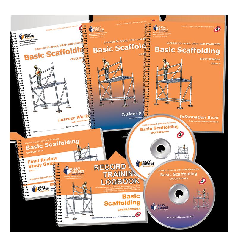 basic scaffolding premier start up pack rh easyguides com au