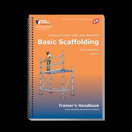 Basic Scaffolding Trainers Handbook