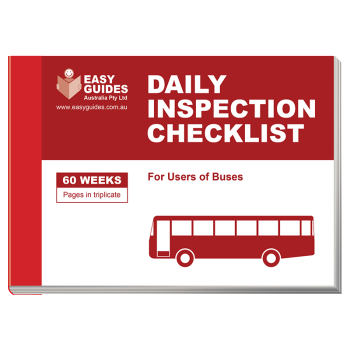 Buses Daily Inspection Checklist