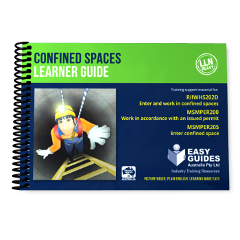 Confined Spaces Learner Guide