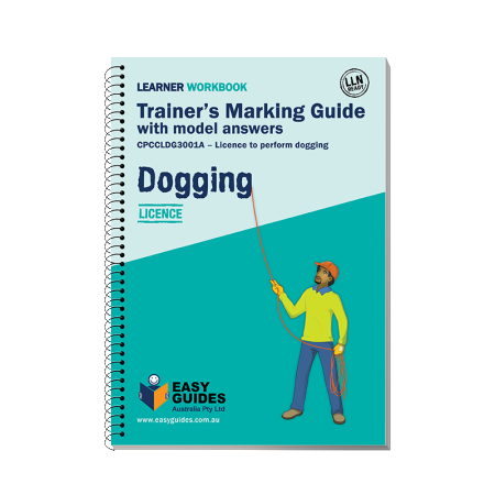 Dogging-Trainers-Marking-Guide