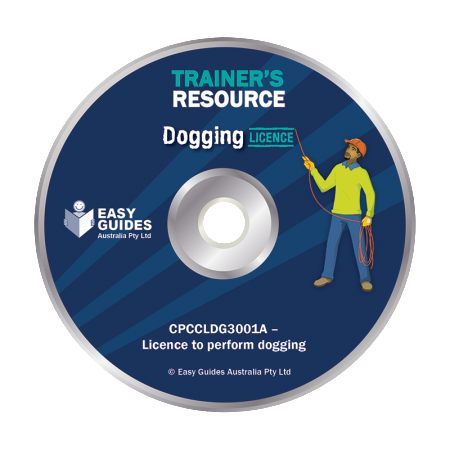 Dogging-Trainers-Resource-CD