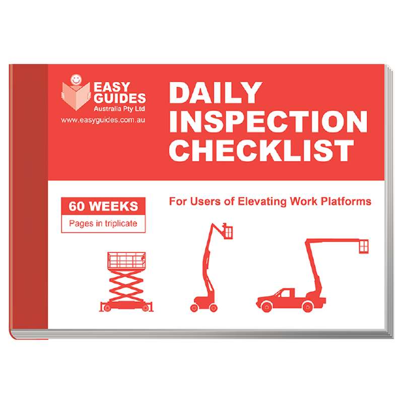 daily checklist safety Daily home safety checklist week ending internal m t w th f power points, gas outlets, hot taps - childproof exits – locked or inaccessible.