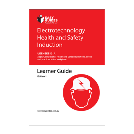 Electrotech Learner Guide Cover