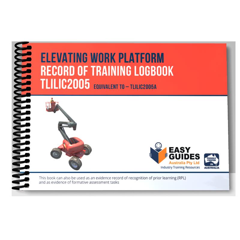 elevated work platform course