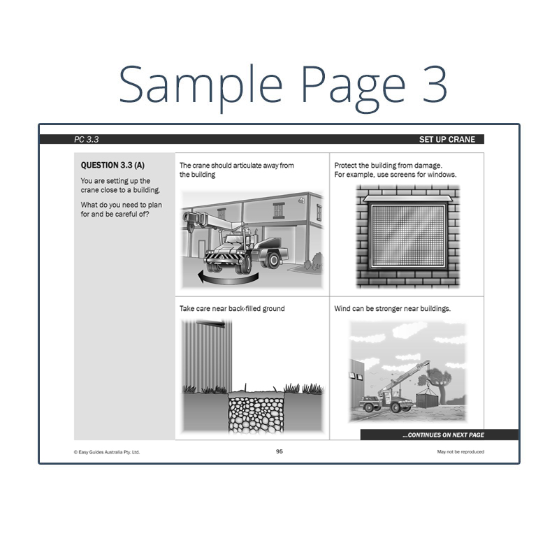 Mobile Crane Questions And Answers : Non slewing mobile crane final review study guide