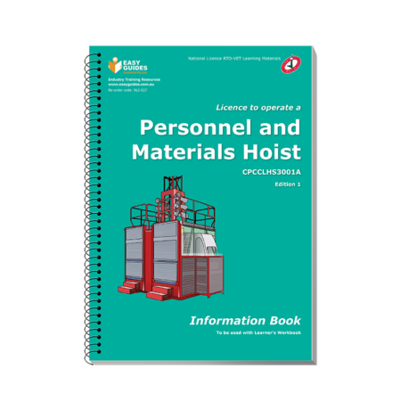 Personnel and Materials Hoist Information Book