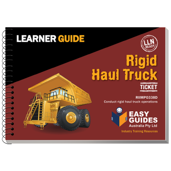 Rigid Haul Truck Learner Guide
