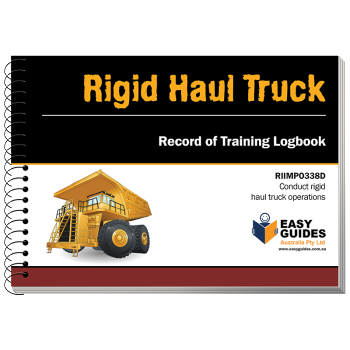 Rigid Haul Truck Logbook