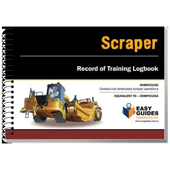 Scraper Logbook