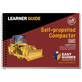 Self-propelled Compactor Learner Guide