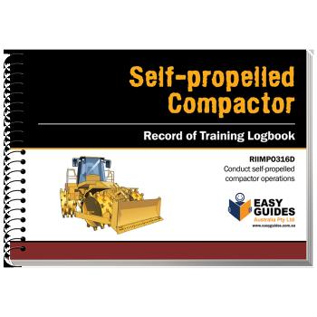 Self-propelled Compactor Logbook