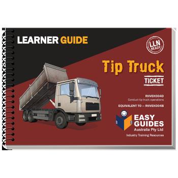 Tip Truck Learner Guide
