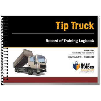 Tip Truck Logbook