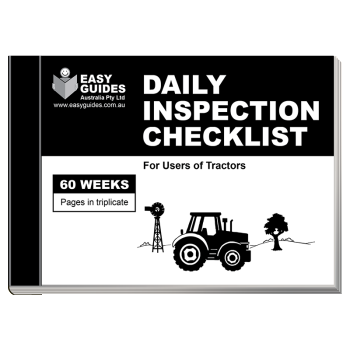 Tractor-Daily-Inspection-Checklist