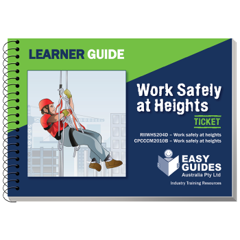 Work Safely at Heights Learner Guide