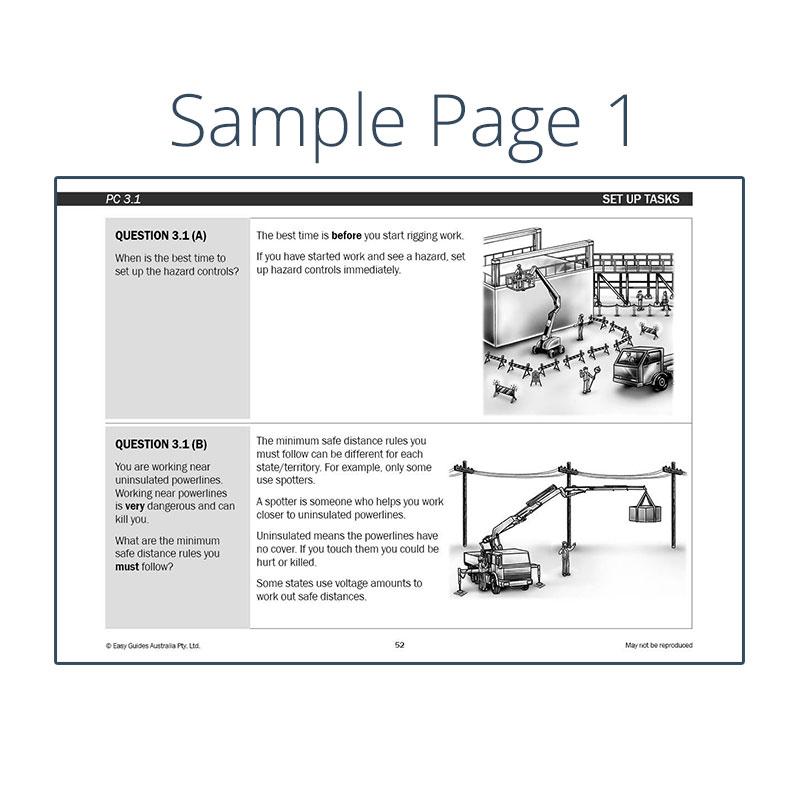 NCCER, Advanced Rigger Trainee Guide | Pearson