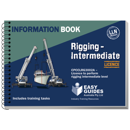 Intermediate Rigging Information Book