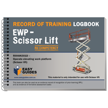 RII Scissor Lift Logbook