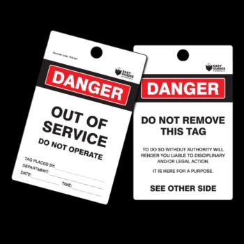 Danger-tags