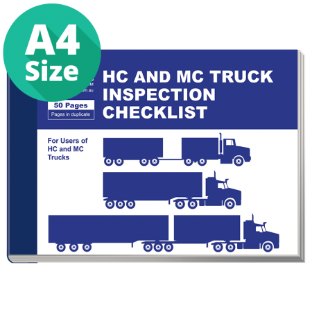 HC and MC Truck Daily Inpsection Checklist