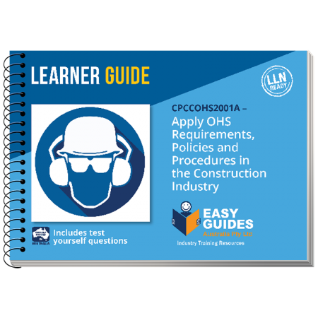 Apply-OHS-Learner-Guide