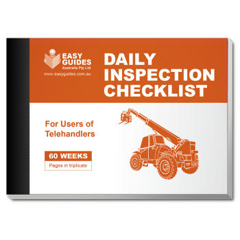 Telehandler-Daily-Inspection-Checklist
