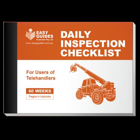 Telehandler-Daily-Inspection-Checklist