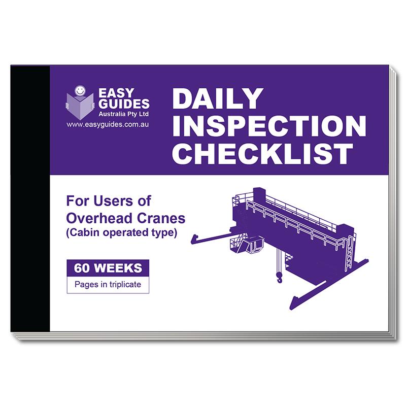 Bridge Crane Safety Inspections – Jerusalem House