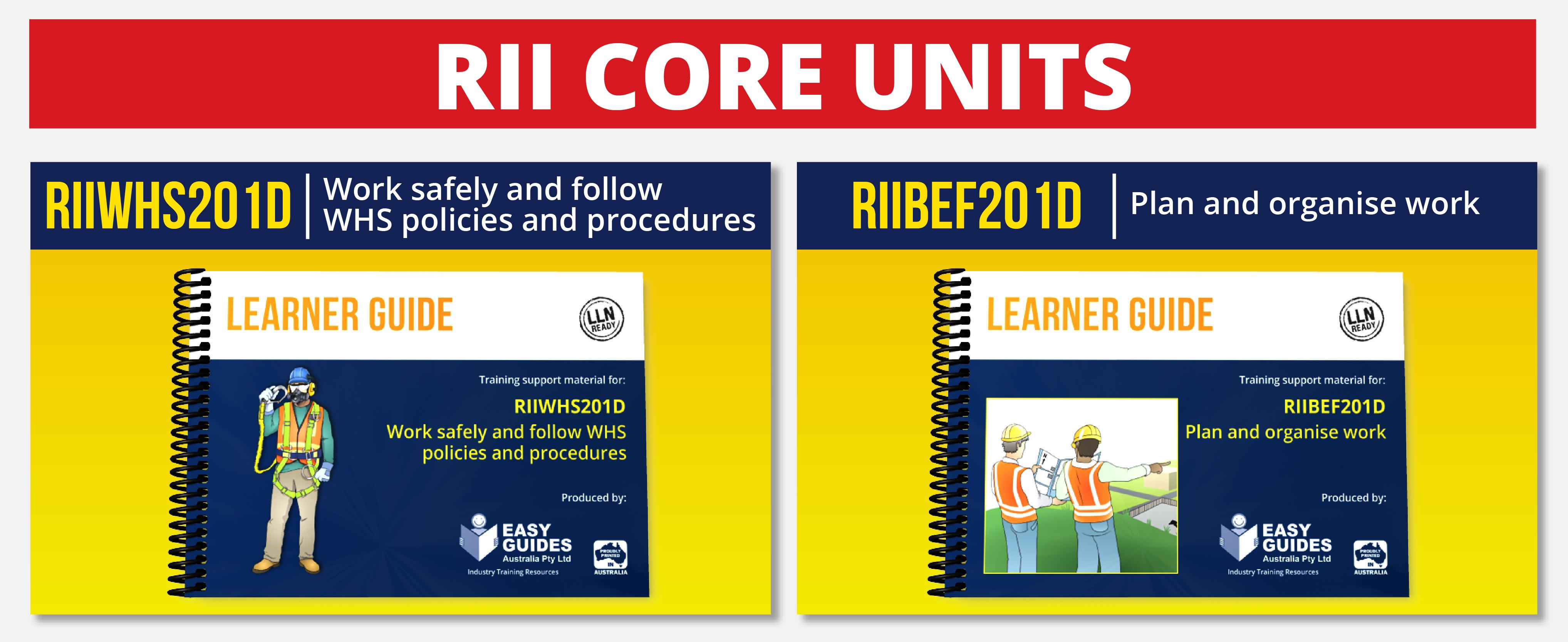 RII-Core-Units